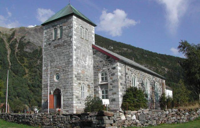 Omgivelsene_Steigen_Kirke